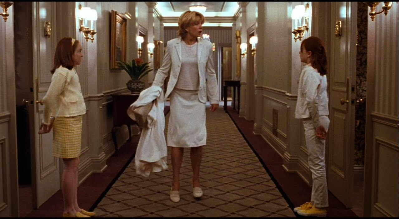 Cinematic Style Natasha Richardson In The Parent Trap