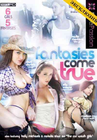 Download [18+] Fantasies Come True 3 (2014) English 360p 247mb || 480p 547mb