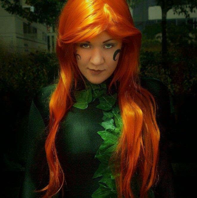 Mary Grey Poison Ivy