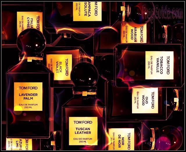 عطور توم فورد Tom Ford | عملة الأناقة الذهبية