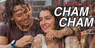 Cham Cham is song sung by Monali Thakur & Meet Bros