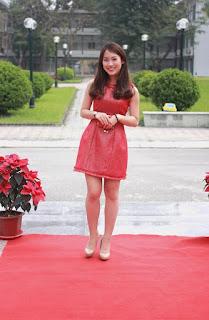 Gái xinh facebook hot girl Trần Khánh Vy