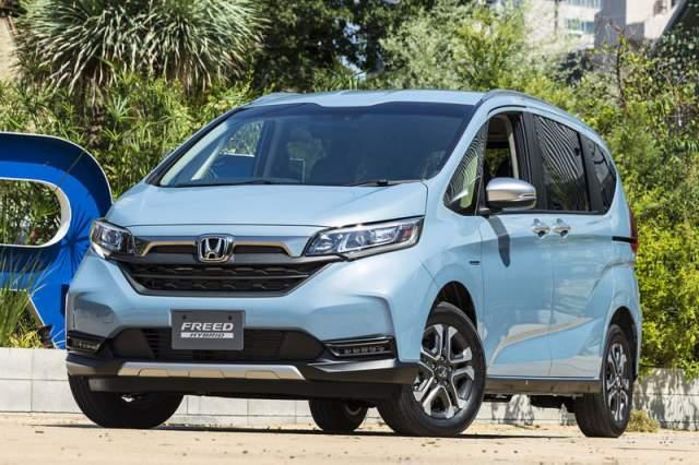 Honda Freed Facelift 2020