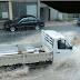 Ποτάμι η Πίνδου στην Καλαμπάκα από την βροχόπτωση