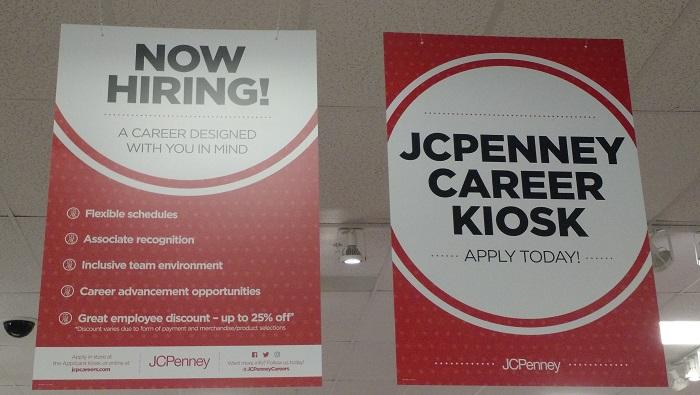 New Job Lead Jc Penney Is Hiring Plano High School Jobs