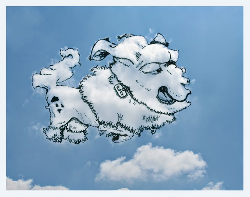12-Rock-the-weird-dog-Cloud-Martín-Feijoó-Images-in-the-Sky-Cloud-Drawings-www-designstack-co
