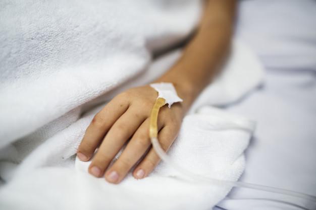 La enfermedad de manos, pies y boca es común