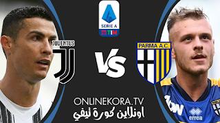 مشاهدة مباراة يوفنتوس وبارما بث مباشر اليوم 21-04-2021 في الدوري الإيطالي