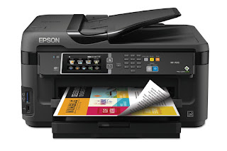 Epson WorkForce WF-7610 Driver Downloads, Review, Price