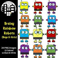 Brainy Robots