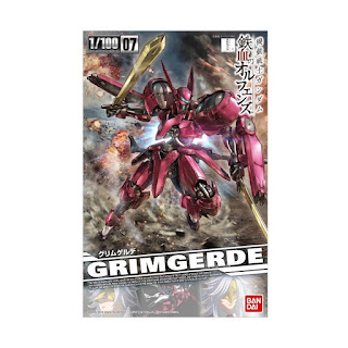 Gundam 1-100 Grimgerde 04181 Model Kit
