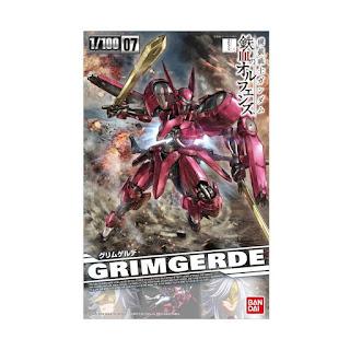 Gundam 1-100 Grimgerde 04181 Model Kit