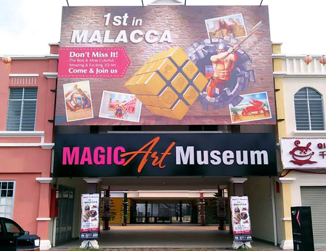 Melaka Magic Art 3D Museum