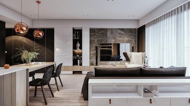 Apartment Lumion Intterior Scene , 3d free , sketchup models , free 3d models , 3d model free download
