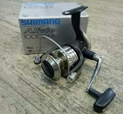Reel Shimano Alivio 10000 FA