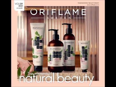 Oriflame catalogue September 2021 pdf