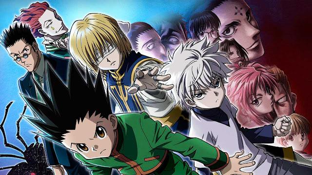 En que manga continua el anime Hunter x Hunter