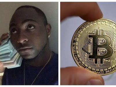 Davido to start Bitcoin trading company