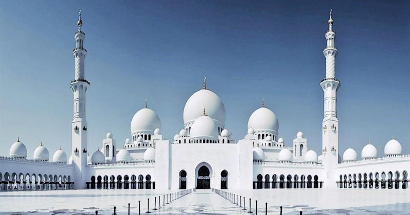 Mantap! Masjid di Abu Dhabi Diberi Nama Maria Bunda Yesus