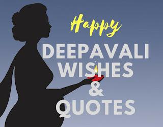 Deepavali Greetings Messages