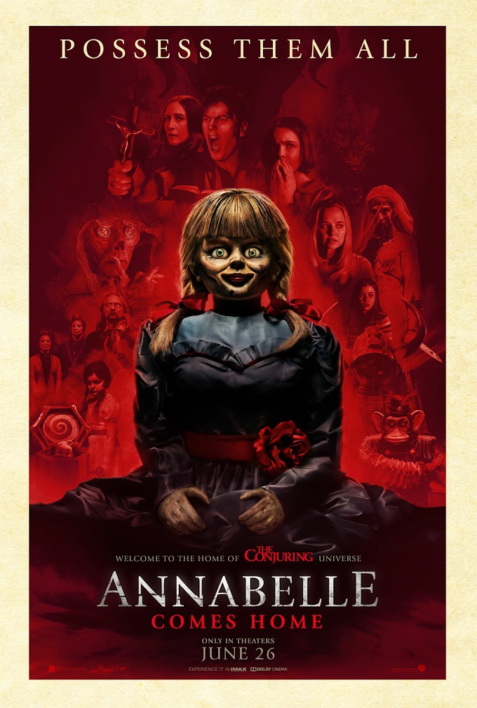 Annabelle Comes Home Full Movie (2019) Hindi Dubbed | Free Download