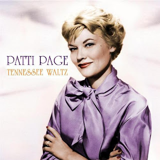 The Tennessee Waltz by Patti Page (1950)