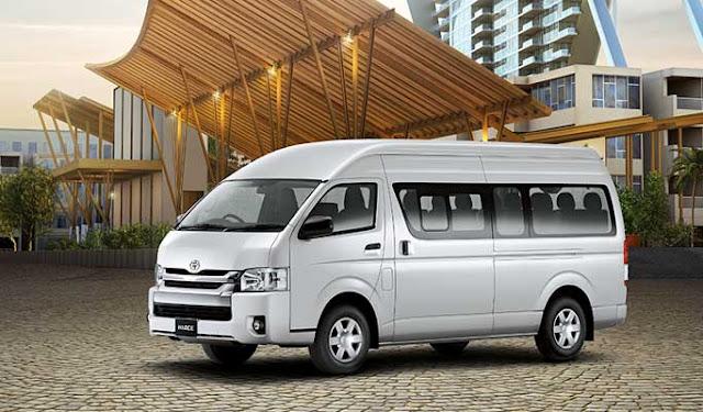 Spesifikasi Harga Kredit & Cicilan Toyota Hiace Surabaya
