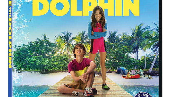 GIVEAWAY: Bernie the Dolphin ~ Coming to DVD and Digital on February 5!