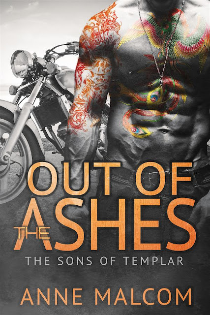 Out of the ashes | The sons of templar #4 | Anne Malcom