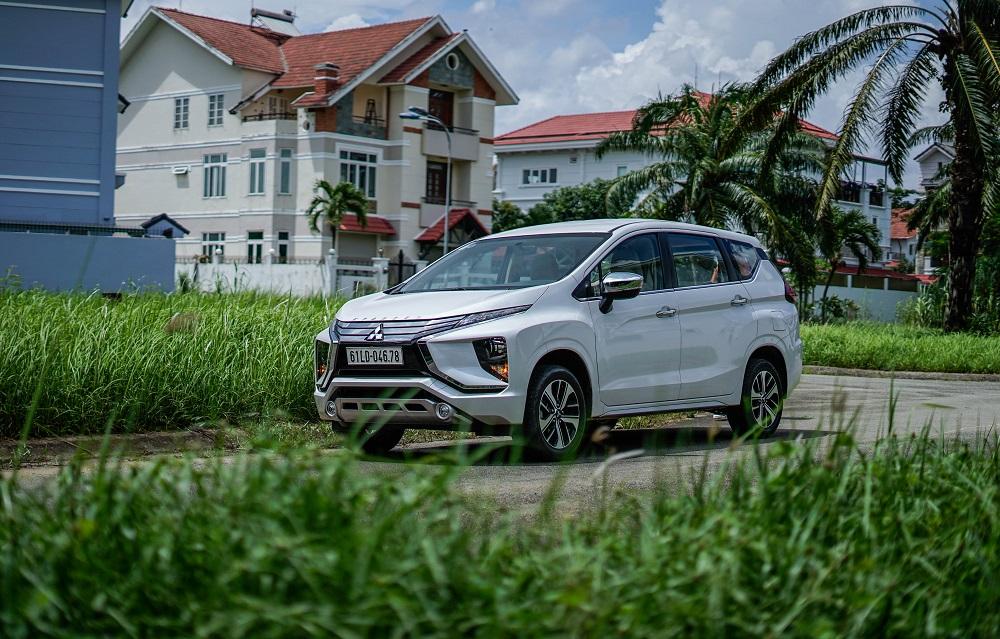 Mitsubishi Xpander đạt doanh số ấn tượng 25.000 xe sau hơn 1 năm ra mắt