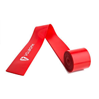 Compression Band Red 7' long