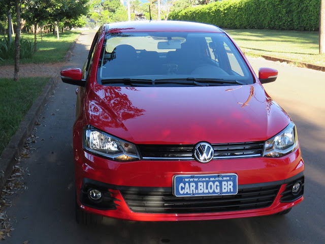 VW Gol 2016 - taxa de financiamento