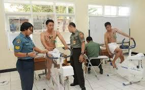 Tahapan Tes Bintara TNI AD