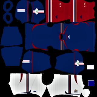 France 2006 DLS Kits 2021