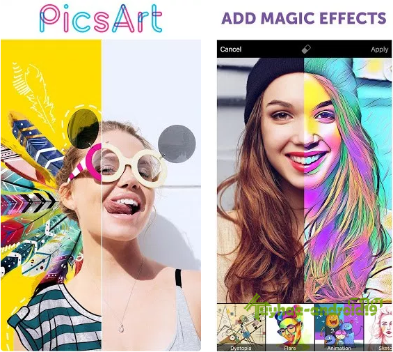 PicsArt Photo Studio kuyhaa