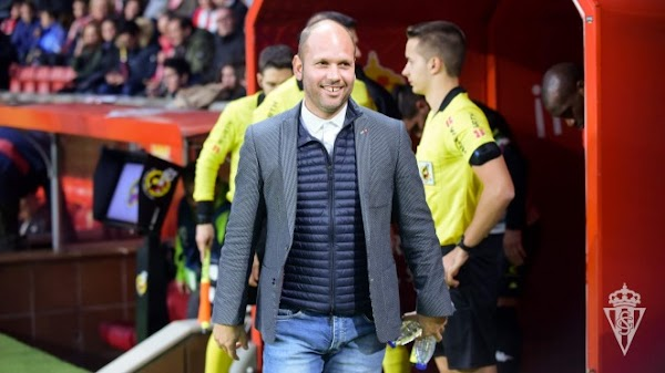 Oficial: Sporting de Gijón, destituido José Alberto