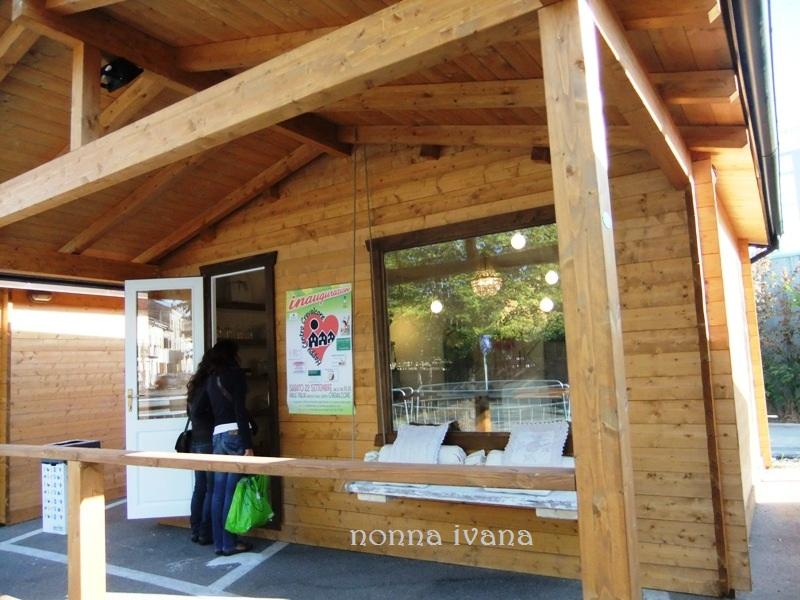 Cucinario di nonna ivana crevalcore coraggiose ragazze for Planimetrie della casa del negozio