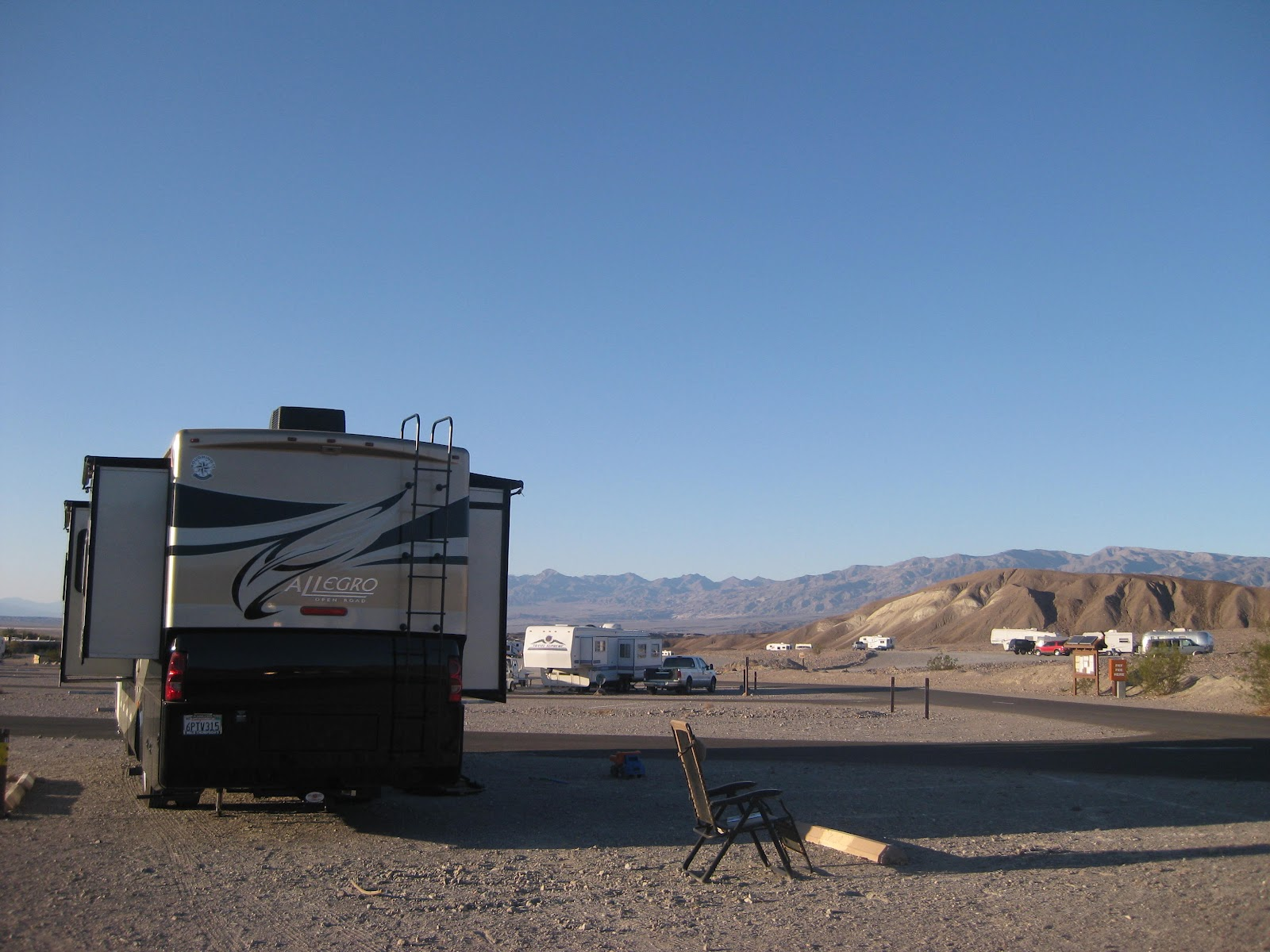 CampgroundCrazy: Sunset Campground, Death Valley National ...