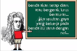 Lagu Keren untuk Mempelajari Mekanika Newton