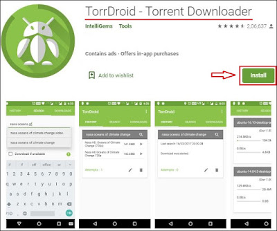 New Hindi and Bengali Movie Download Free From App-TorrDroid [Torrent Downloader]