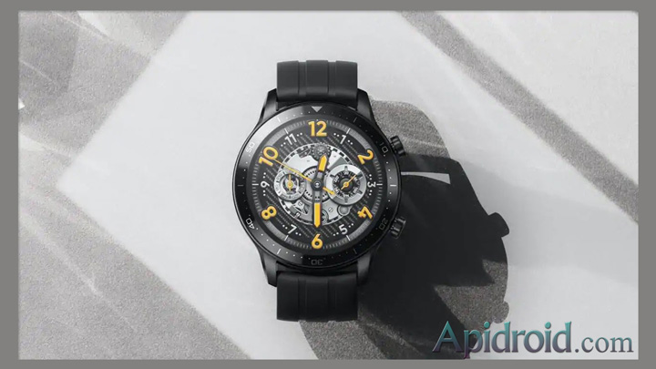 realme watch s pro image by apidroid
