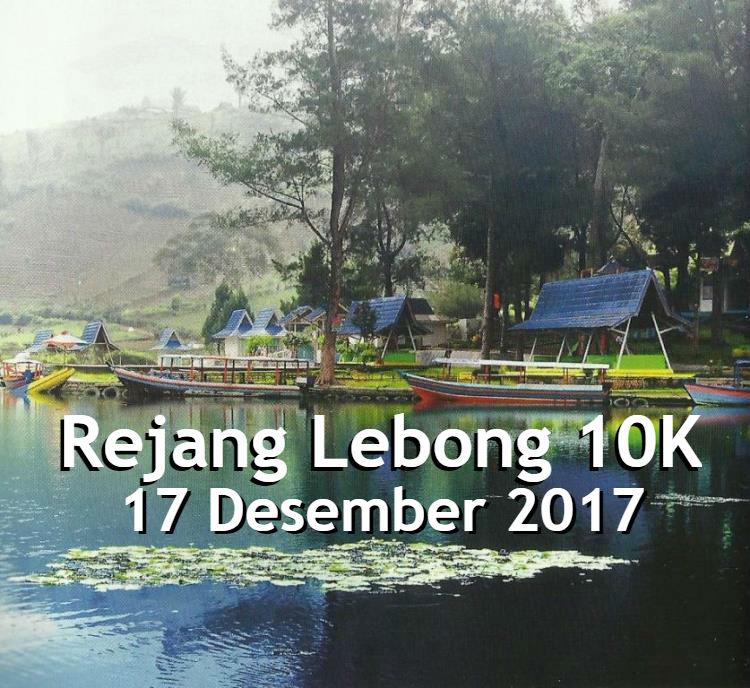 Rejang Lebong 10K • 2017