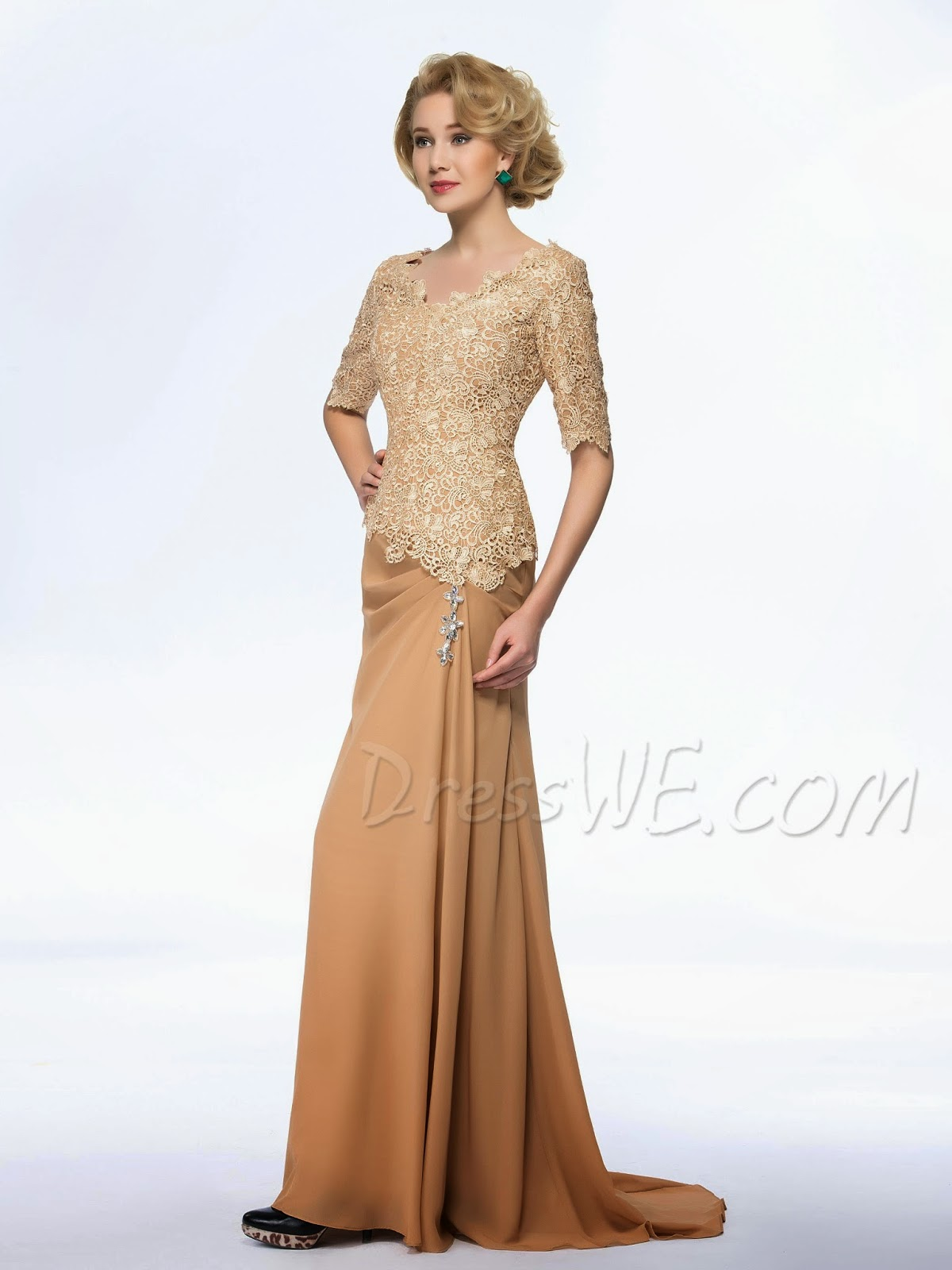 Dresswe Discount Dresses And Wedding Shoes For Mother Of Bride
