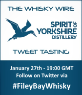 Spirit of Yorkshire Distillery Tweet Tasting