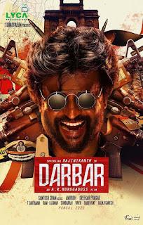 Darbar 2020 Download 720p HDCAM