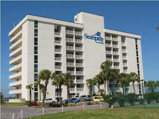 Perdido Key Florida Condo For Sale, Seaspray