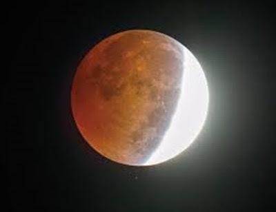 Eclipse lunar penumbral marcará a noite desta sexta-feira