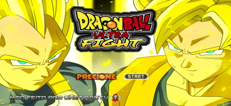 Android PSP Game Dragon Ball Super Ultra Fight BT3 ISO With Permanent Menu