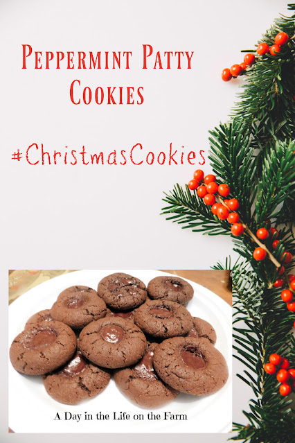 Peppermint Patty Cookies pin