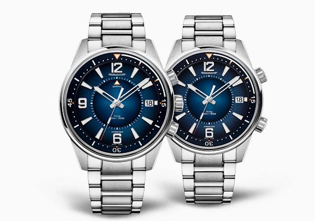 Jaeger-LeCoultre Polaris Mariner Memovox and Polaris Mariner Date